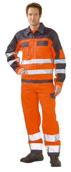 Warnschutz Bundjacke zweifarbig