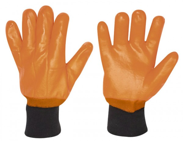 Winter-Arbeitshandschuh PVC-Thermo-Handschuhe ESKIMO