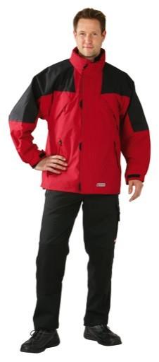 WINTER - wind- und wasserdichte REDWOOD Jacke in modischer Ausführung für Beruf und Freizeit