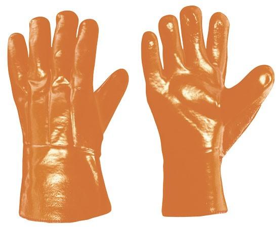 Winter-Arbeitshandschuh PVC-Thermo-Handschuhe HUSKY für kalte Tage