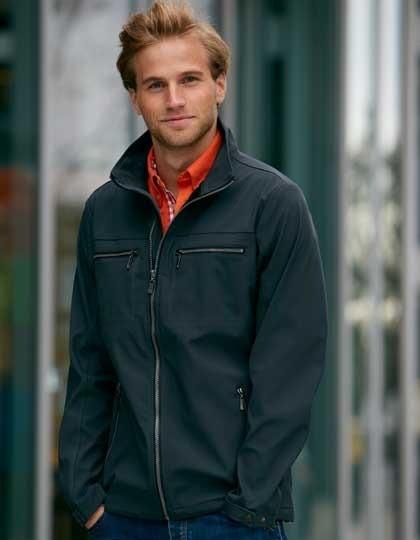 Men´s Tailored Softshell Jacke