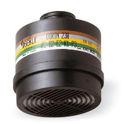 Mehrbereichs-Kombi-Filter DIRIN 230 A2 B2 E2 K2-P3R D