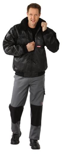 WINTER - robuste und praktische GLETSCHER Comfort Jacke für Beruf und Freizeit