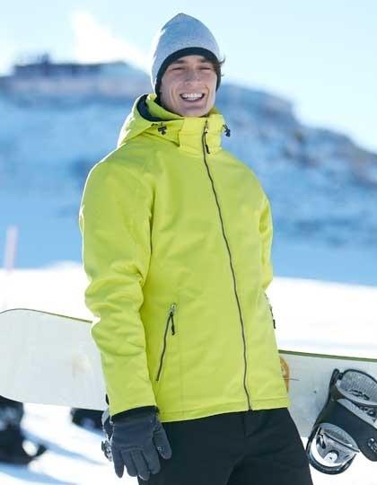 Men´s Wintersport Softshell Jacke
