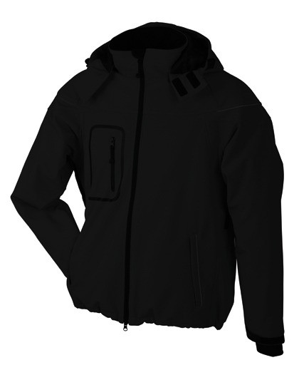 Winter Softshelljacke für Herren