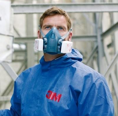 3M™ Halbmasken Serie 7500, Maskenkörper 7502 M