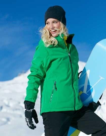 Ladies´ Wintersport Softshell Jacke