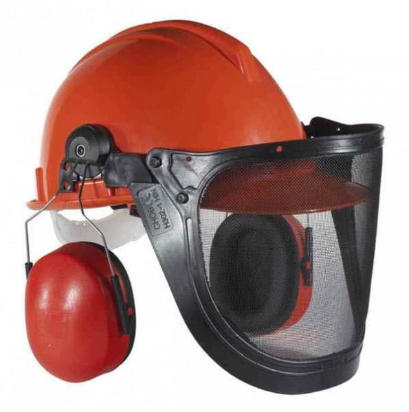 Waldarbeiter-Helmset