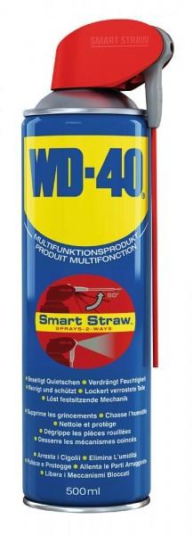 WD-40 SMART STRAW™ 500ml