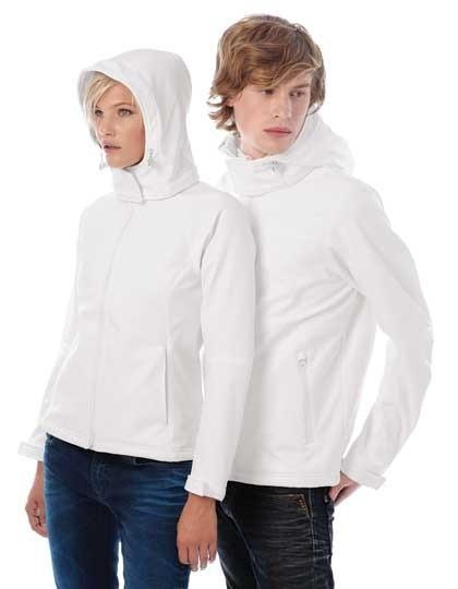 Hooded Softshell Jacke / Women