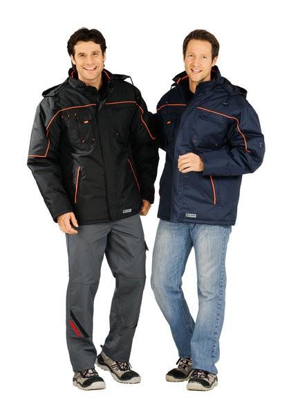 WINTER - wind- und wasserdichte PIPER Jacke in modischer Ausführung für Beruf und Freizeit