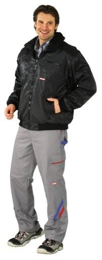 WINTER - robuste und praktische GLETSCHER Piloten Jacke für Beruf und Freizeit