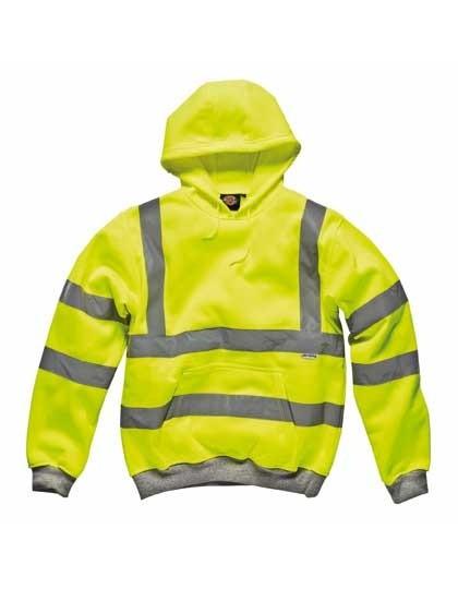 Hochsichtbares Kapuzen Sweatshirt SA22090