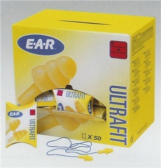 3M E-A-R Ultrafit Gehörschutzstöpsel - SNR 32 dB(A)