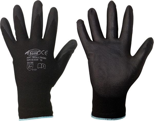 Arbeitshandschuh Feinstrick-Handschuhe