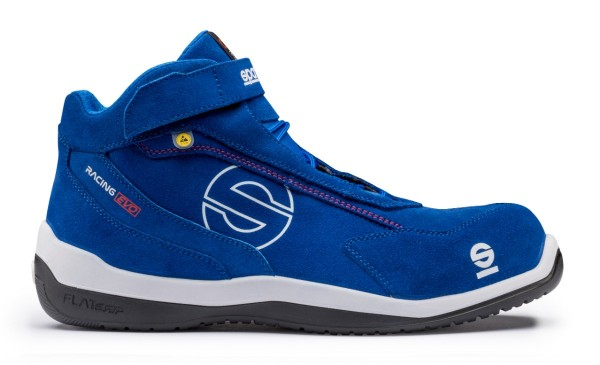 SPARCO BLUE RACING Evo S3 ESD
