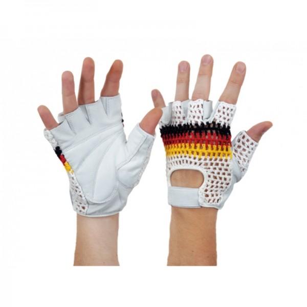 Fahrradfahrer-Handschuh