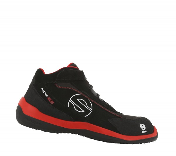 SPARCO BLACK RED RACING Evo S3 ESD