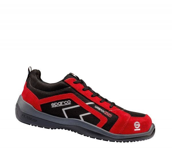SPARCO RED URBAN EVO S3