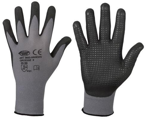 Arbeitshandschuh Nylon-Handschuhe HANDAN