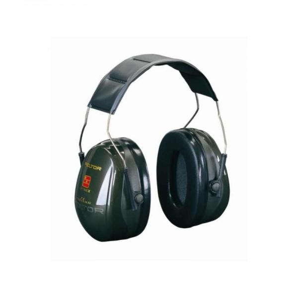 Peltor Optime II Kapselgehörschützer H520A - SNR 31 dB(A)