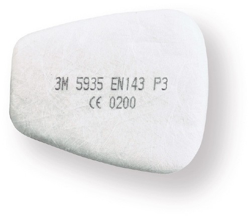 Partikel-Einlegefilter 3M 5935 P3